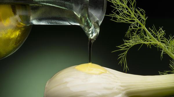 Оливковое масло с фенхелем
