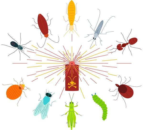 Удобно группировать пестициды по цели использования