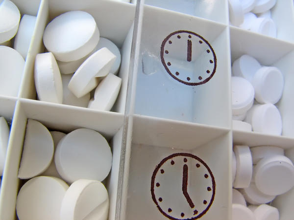 Строгая дозировка и деление по срокам приёма - важный принцип лечения