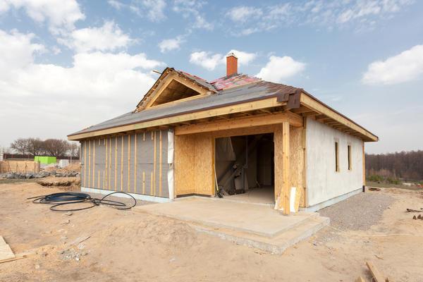 Комбинированная изоляция каркасного дома