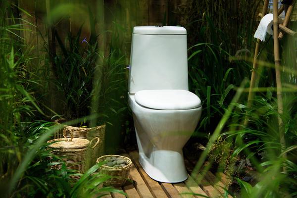 Туалет - это не просто унитаз
