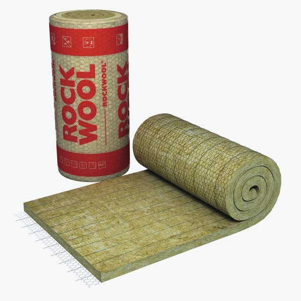 ROCKWOOL WIRED MAT