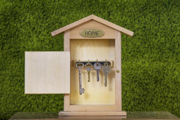 Ключам тоже нужен домик
