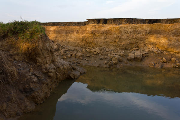 Грунтовые воды на участке