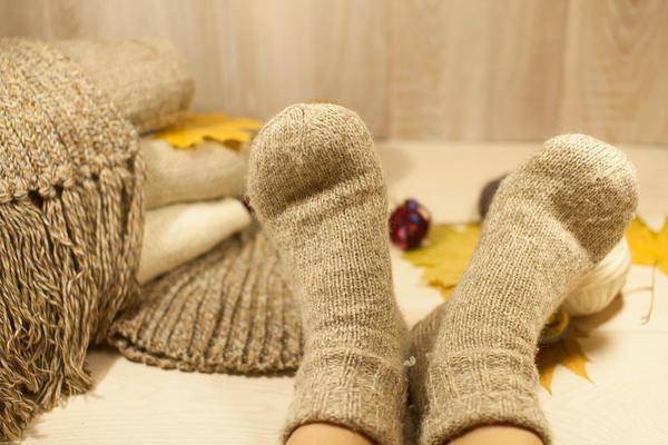 В нашем доме обязательно будут тёплые полы...