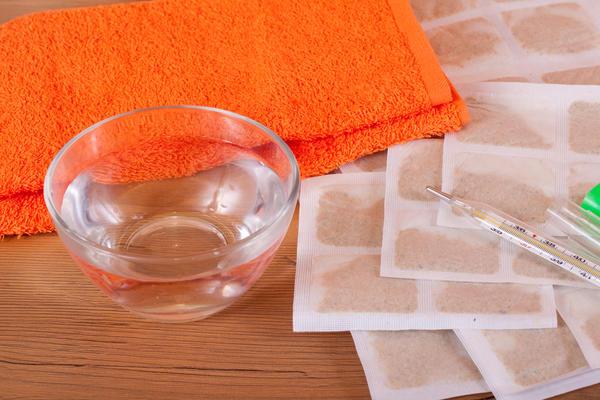 Горчичники применяют для лечения кашля