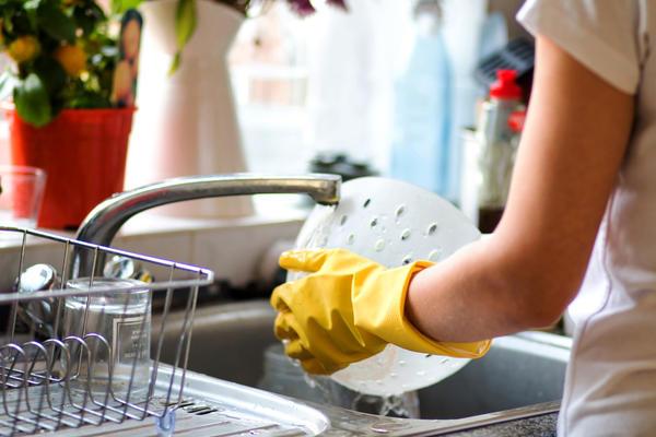 Горчица - отличное натуральное средство для мытья посуды