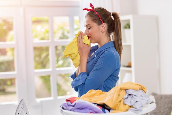 Горчица устранит запахи