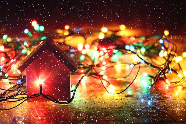 Без праздничной иллюминации новогоднее оформление будет незавершенным