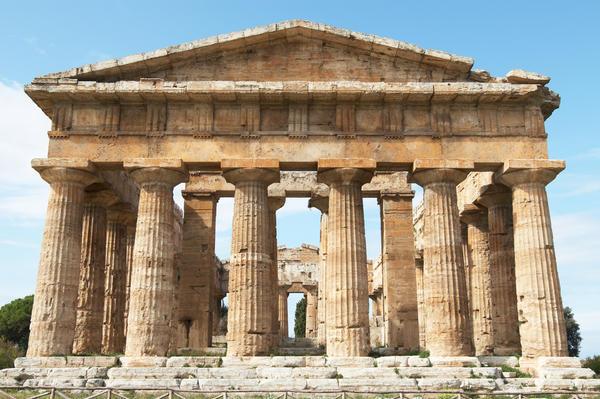 Традиция ставить съедобные домики на алтарь богов была утрачена с падением Римской империи