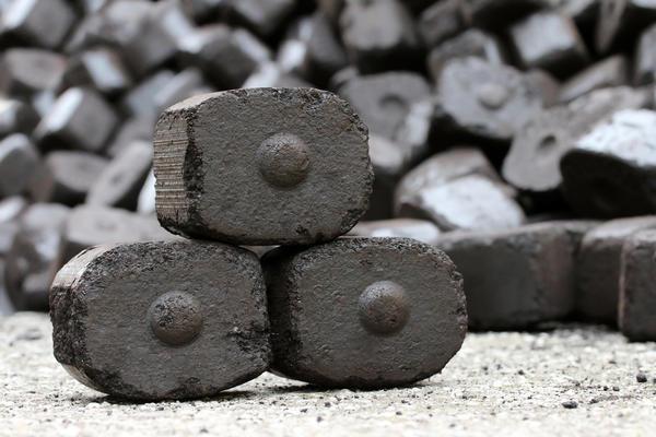 Брикеты бурого угля