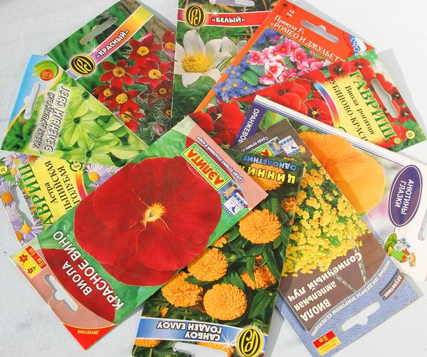 Оставьте свой отзыв о семенах этих производителей!