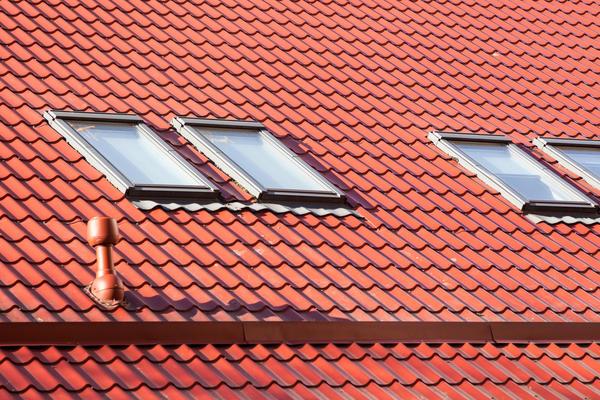 Вентиляционный выход на крыше