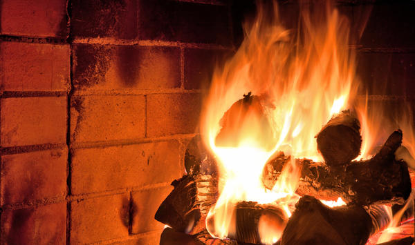 Печное отопление это достаточно высокая пожарная опасность