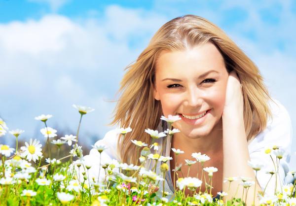 Ромашка поможет вам сохранить красоту и здоровье