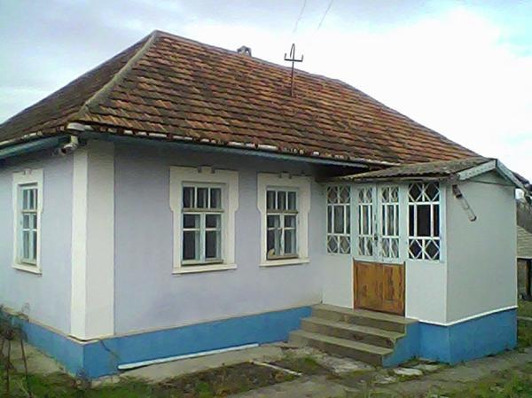 типичный старый домик