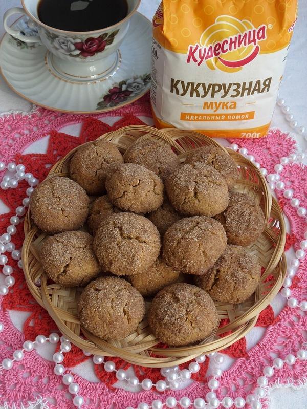 Печенье с корицей К кофе