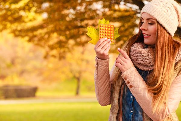 Витамины играют важную роль в жизни женщины
