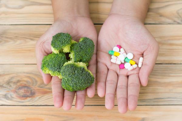 Витамины из овощей и фруктов могут усваиваться не полностью