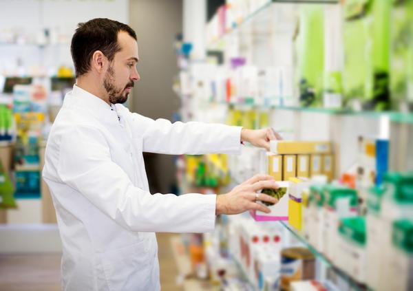 Лекарственные растения можно приобрести в аптеке