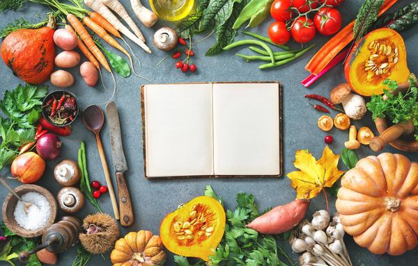 Правила осеннего конкурса рецептов