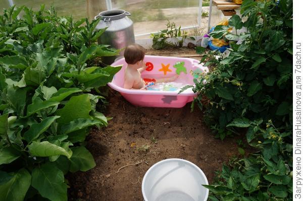 мой бассейн