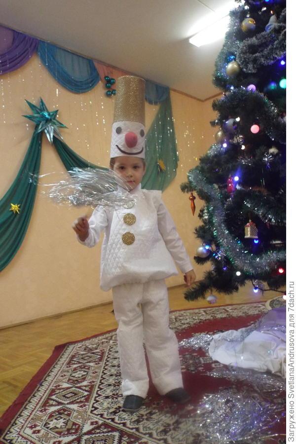 Снеговичек Никита