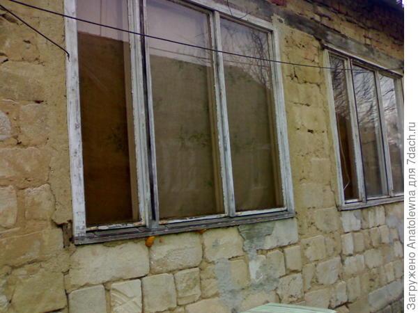 окна без плёнки