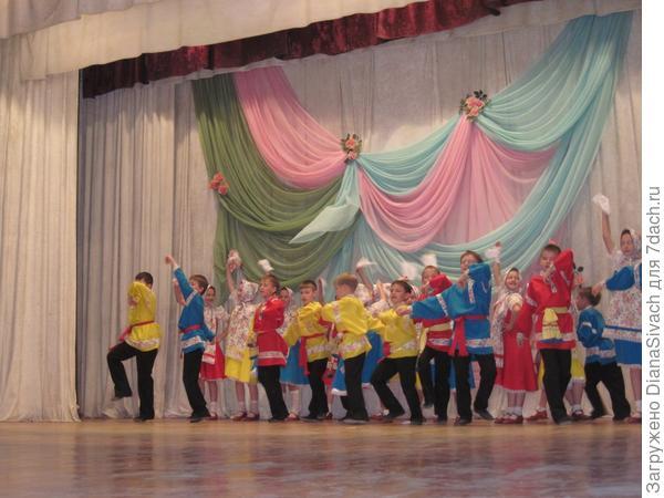 """танец """"Плясовая"""""""