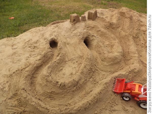 песочные тоннели