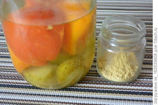 Небольшой лайфхак по приготовлению горчицы, или Рассол нам в помощь - пошаговый рецепт приготовления с фото