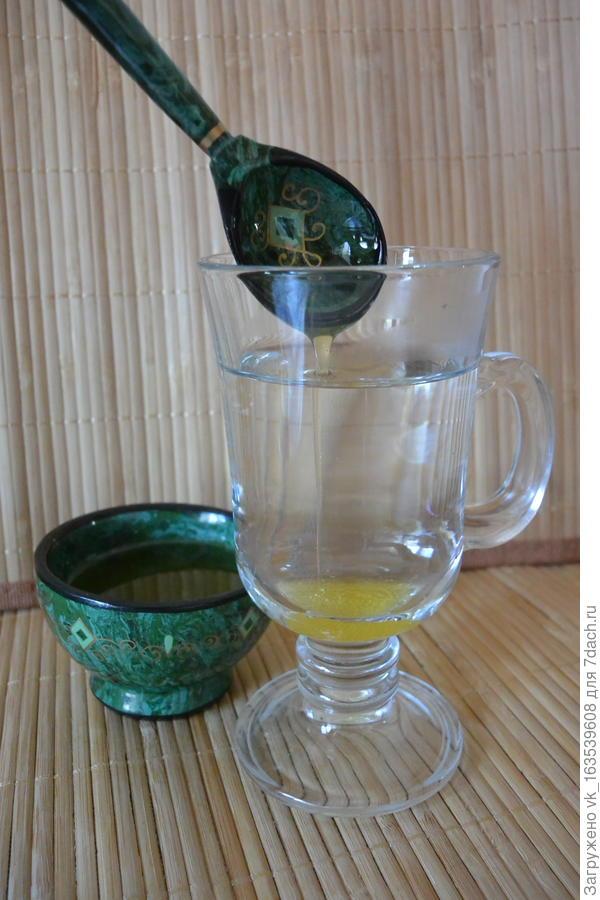 Мед при болезнях жкт. Рецепт медового напитка