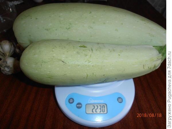 2 шт.весом2230 гр.