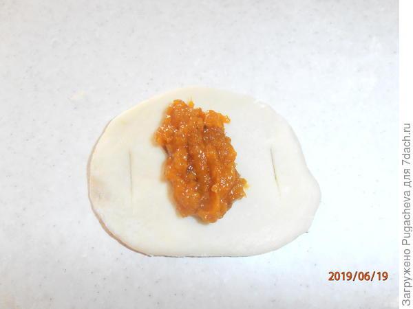 Пирожки с сухофруктами - пошаговый рецепт приготовления с фото
