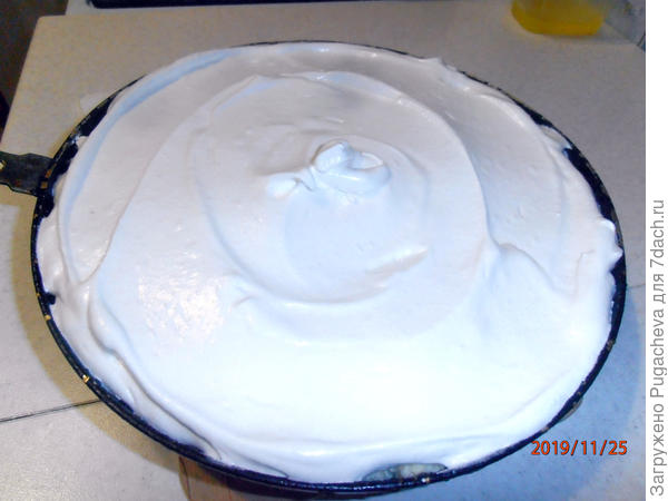 Творожный тортик - пошаговый рецепт приготовления с фото