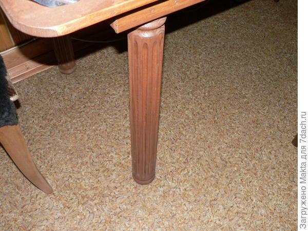 новый стол на скорую руку
