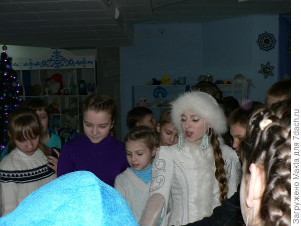 Снегурочка Костромская