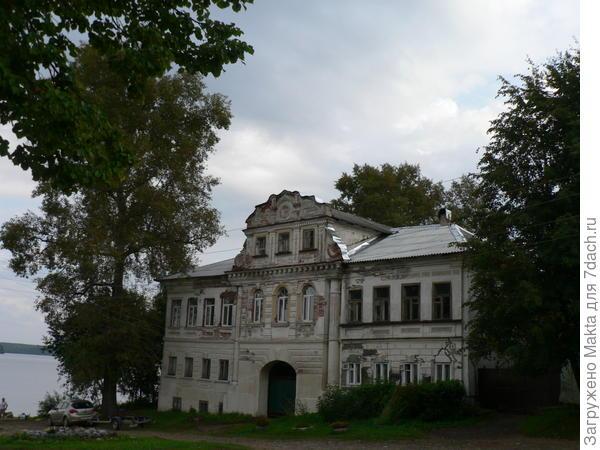 Городская постройка второй пол. 19 века