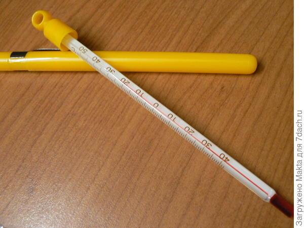 Водяной термометр