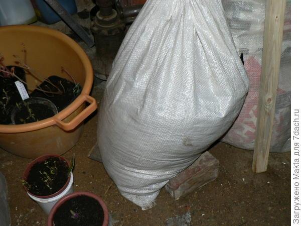 Мешок ( 20кг) биогумуса