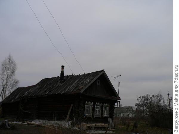 Дом со двором