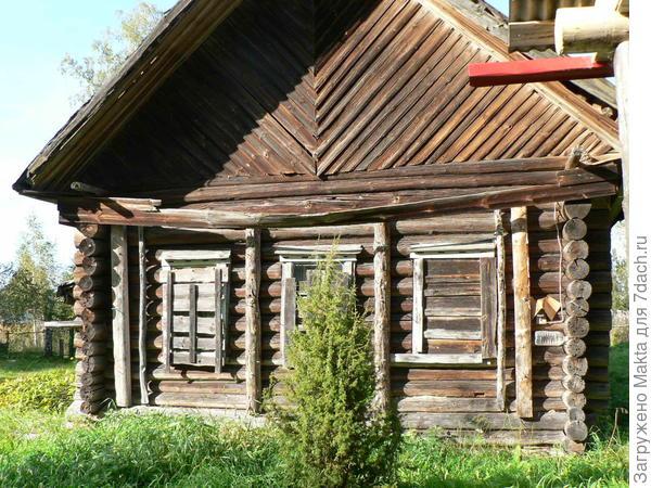 Старый домишко