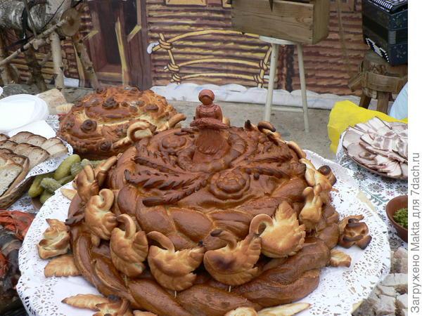 Творение хлебопеков из Галича