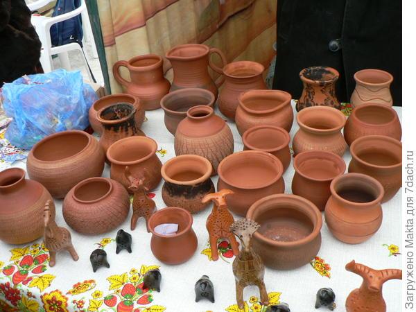 Глиняные изделия