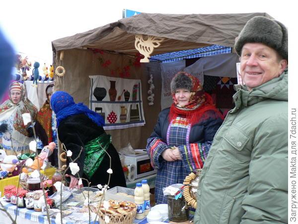 Русско-киргизская кухня - так было написано на палатке