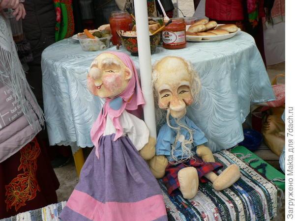 куклы из Нерехты