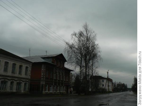 Дом на выезде из центра