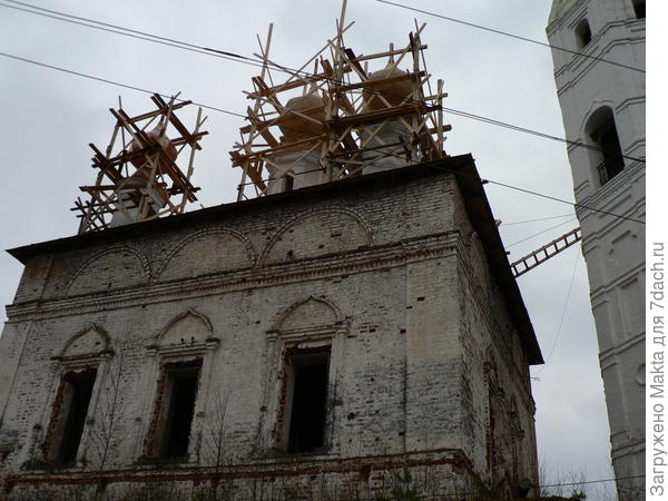 Монастырь Железноборовский