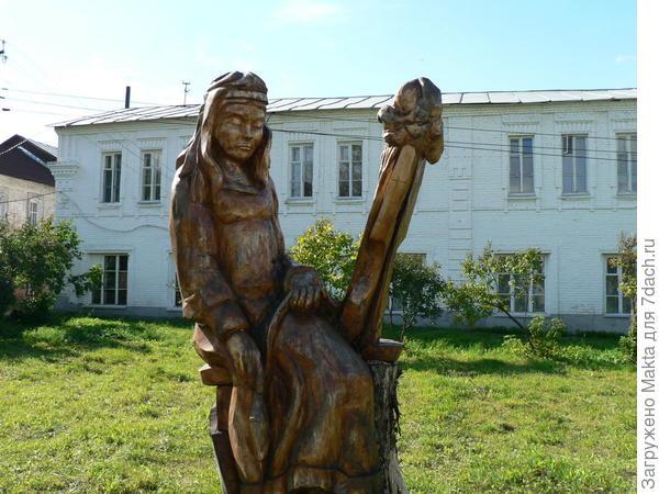 Еще скульптура