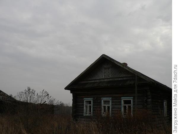 Первый дом на въезде